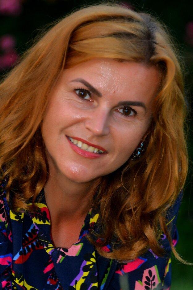 Lucia Smiková, učiteľka aškolská poradkyňa ZŠ Františka Hrušovského, Kláštor pod Znievom.
