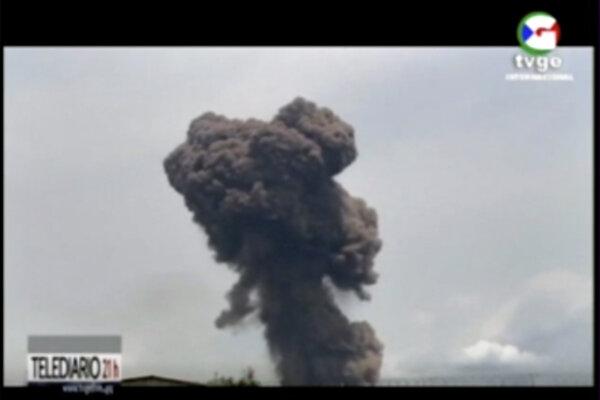 Výbuch v Bate