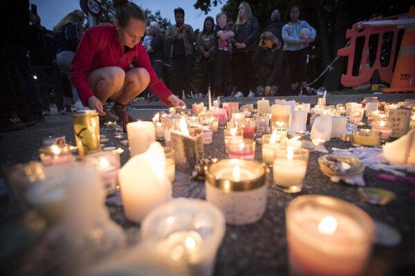 V meste Christchurch si pripomenuli obete útokov na mešity.