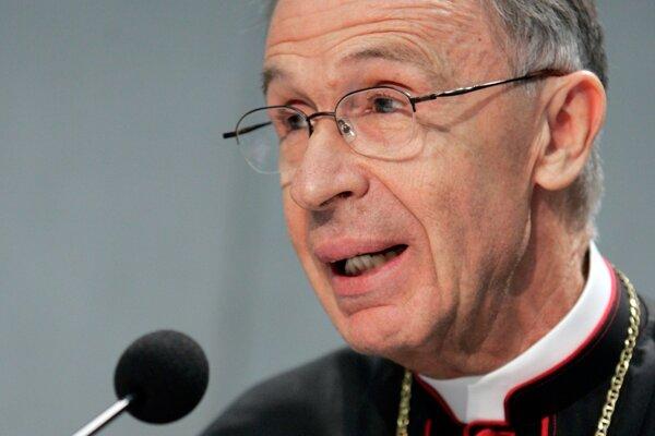 Prefekt Kongregácie pre náuku viery Luis Ladaria.