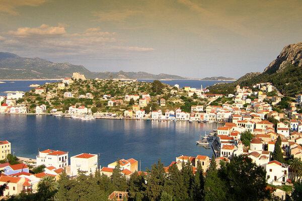 Kastelorizo bol prvým gréckym ostrovom, kde sú zaočkovaní takmer všetci dospelí obyvatelia.