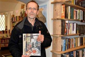 Zakladateľ košickej VPN Daniel Liška získal prestížne ocenenie za knihu o Júliusovi Jakobym.