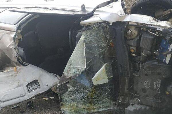 Pri tragickej nehode prišiel o život vodič.