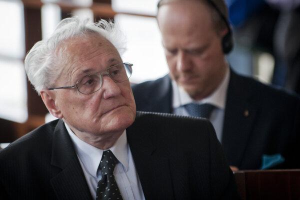 Vo veku 97 rokov zomrel člen Matice slovenskej Richard Marsina.