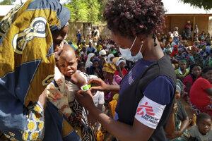 V provincii Cabo Delgado sa odohráva humanitárna kríza.