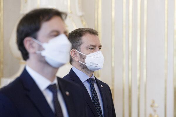 Plán obnovy riešil ešte ako minister financií Eduard Heger, teraz bude úlohou Igora Matoviča.