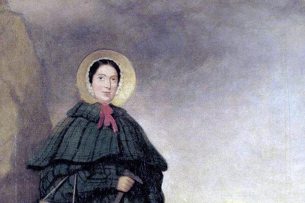 Mary Anningová, 1842