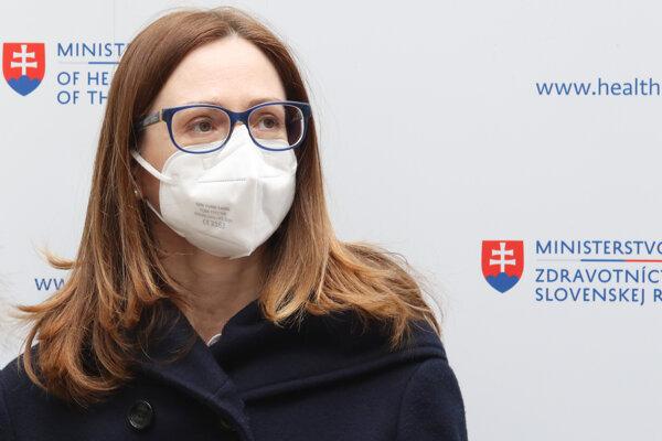 Riaditeľka Štátneho ústavu pre kontrolu liečiv (ŠÚKL) Zuzana Baťová.