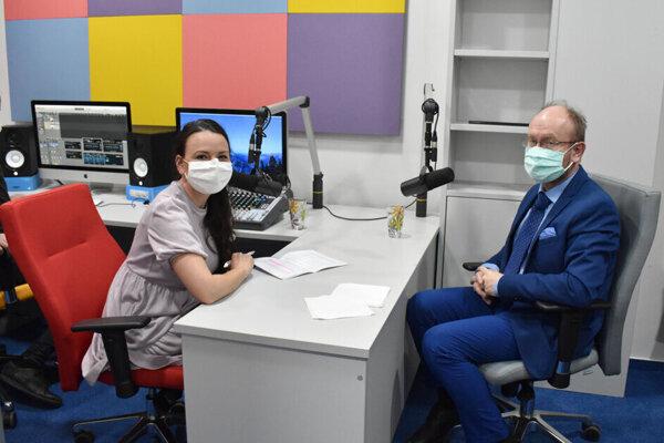 Podcastový rozhovor denníka Korzár s Pavlom Jarčuškom.