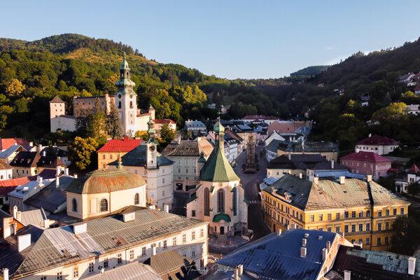 Banská Štiavnica bola do Zoznamu svetového dedičstva zapísaná medzi prvými lokalitami na Slovensku.