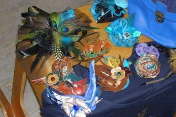 Ukážka originálnych výrobkov od Dajany Rodriguez.