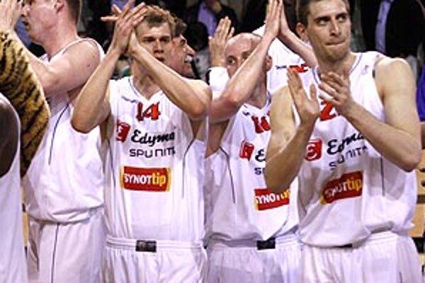 Prvý bod v sérii získali Nitrania, na radosť svojich fanúšikov.