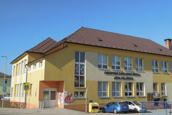 Cirkevná základná škola Jána Palárika