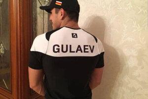 Achsarbek Gulajev.