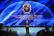 Ruský prezident Vladimir Putin v roku 2018 oslavoval 100. výročie založenia vojenskej rozviedky GRU.