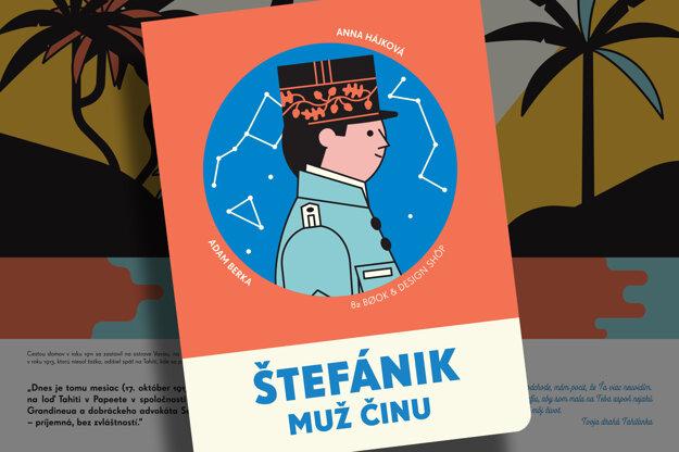 Štefánik - Muž činu je ilustrovaná kniha o dobrodružnom a činorodom živote jednej z najdôležitejších osobností našich dejín.
