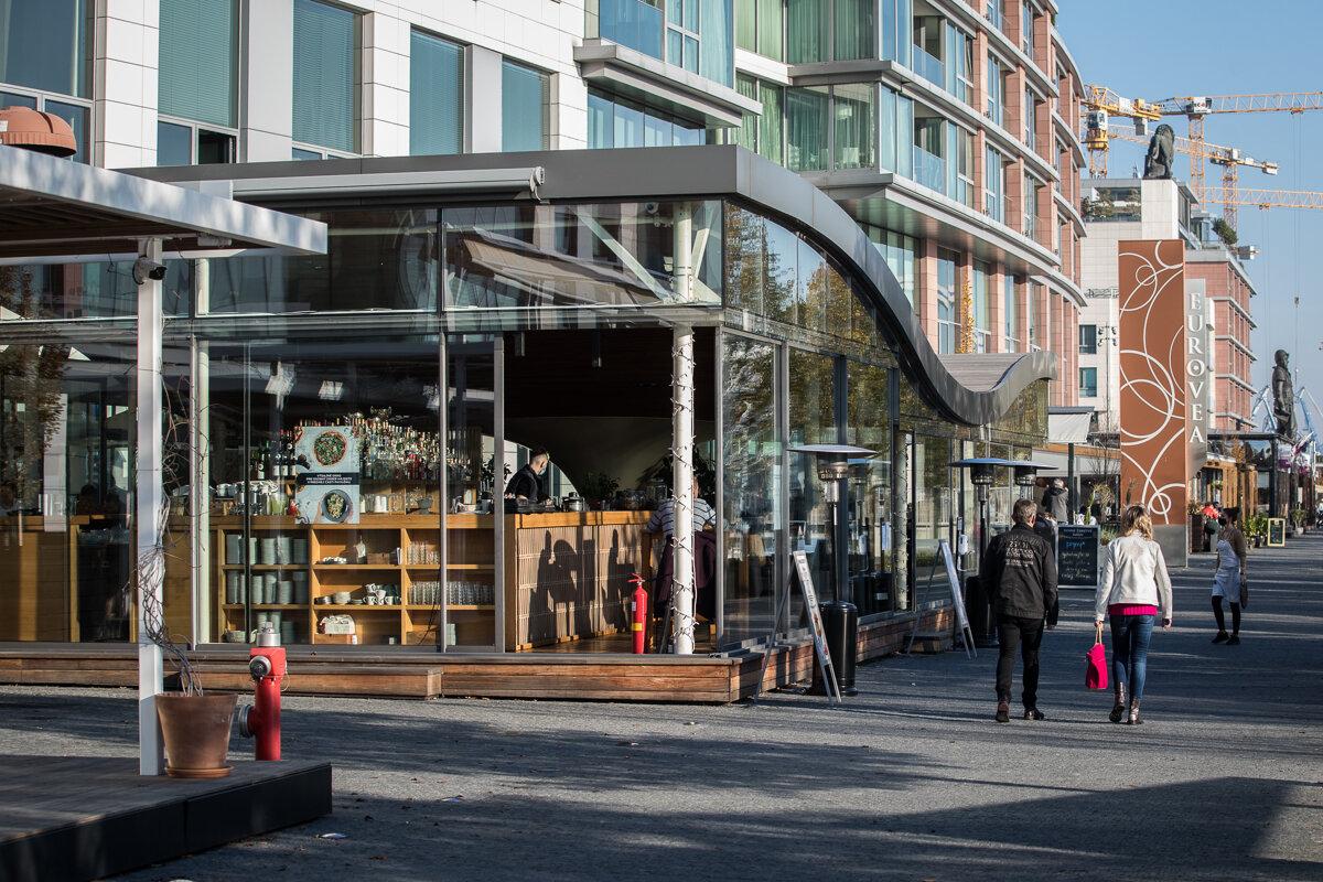 Reštaurácie museli pre pandémiu zatvoriť aj terasy.