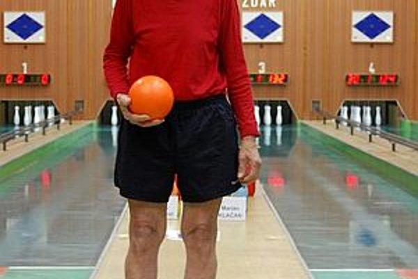 Najstarší účastník bol 86-ročný Anton Pažitný.