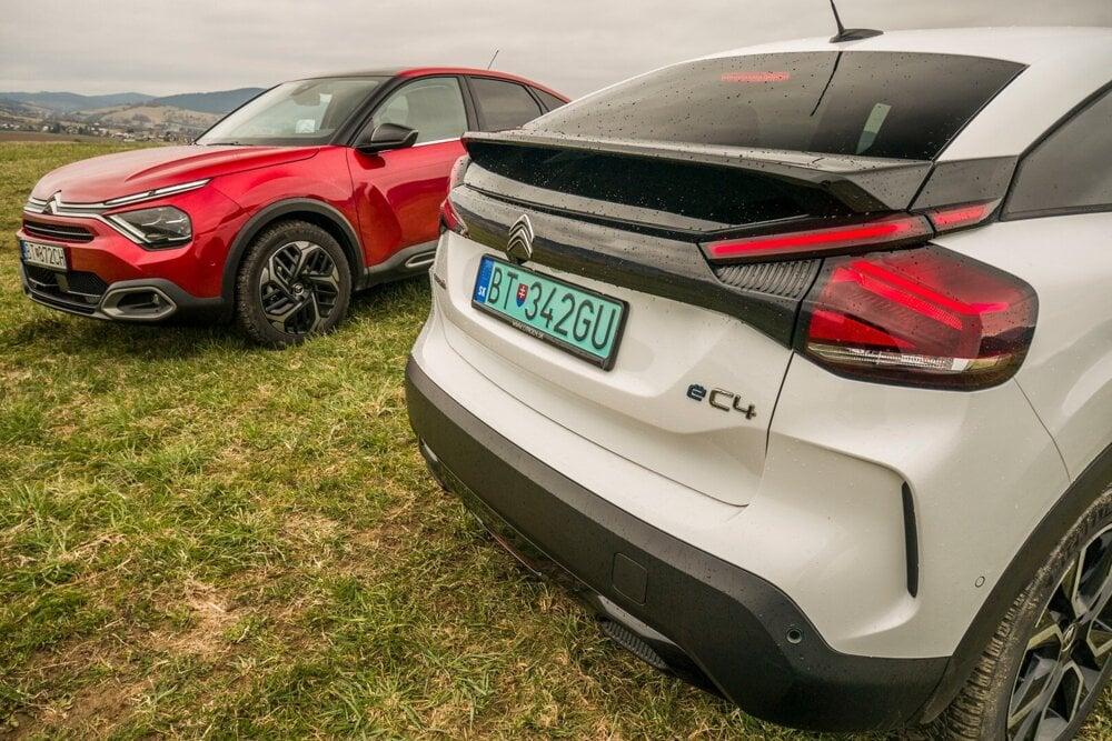 Za Citroënmi C4 sa ľudia neváhajú otočiť.
