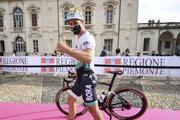 Peter Sagan dnes na Giro d'Italia 2021 - LIVE cez online prenos.