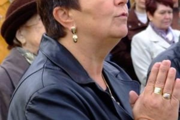 Serafína Ostrihoňová.