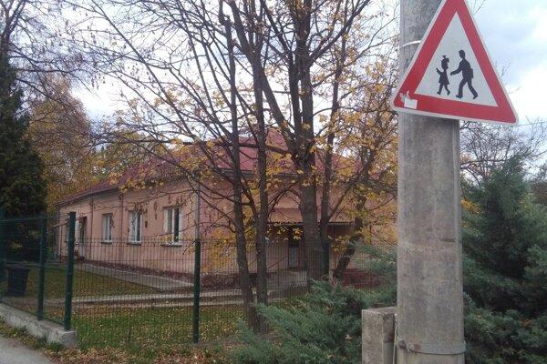 Materská škola v Zavodí.