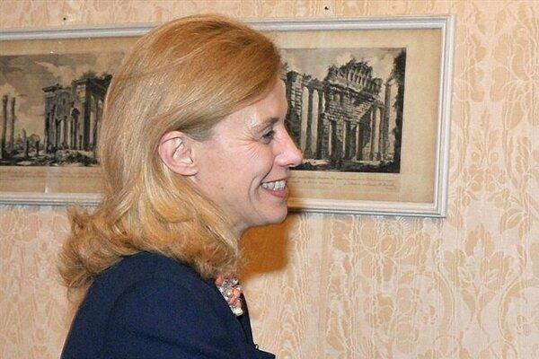 Elisabetta Belloniová.