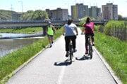 Košice zažívajú cyklistický boom.