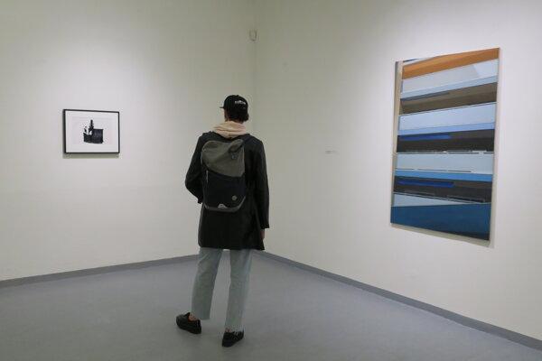 Nová výstava v GJK.