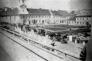 Väčšina z vyše 400 Židov zo Spišského Podhradia zahynula v holokauste.