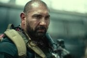 Dave Bautista vo filme Army of the Dead.
