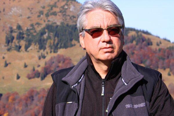 Ján Farský - autor knihy Turiec medzi Fatrami.