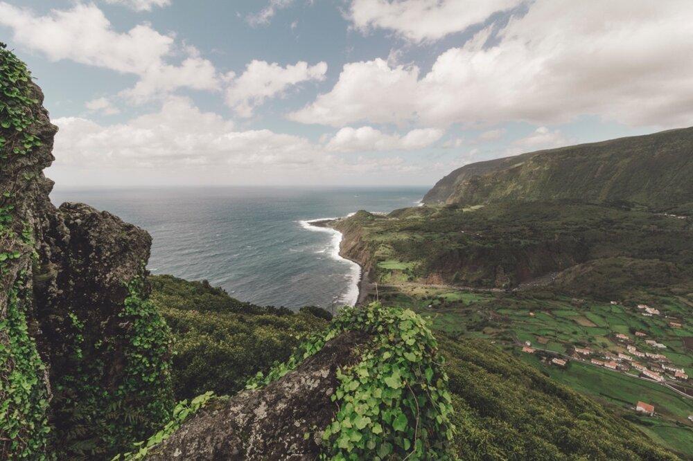 Flores, Azorské ostrovy