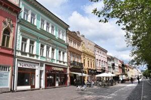 Meštiansky dom na Hlavnej 42 budú využívať maďarskí diplomati.