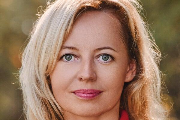 Alena Krčová, hovorkyňa Operačného strediska záchrannej zdravotnej služby Slovenskej republiky.