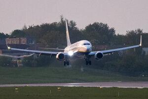 Bieloruský novinár cestoval spoločnosťou Ryanair.