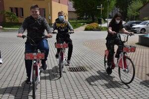 Bicykle sa požičiavajú aj na Kysuciach