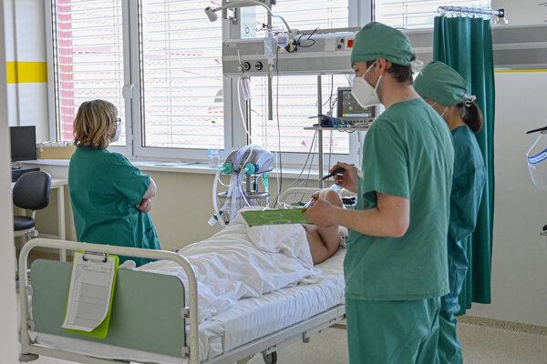 V nových priestoroch sa budú lepšie cítiť zdravotníci aj pacienti.