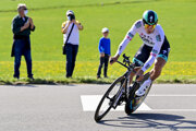 Peter Sagan dnes na Giro d'Italia 2021 - 21. etapa LIVE cez online prenos.