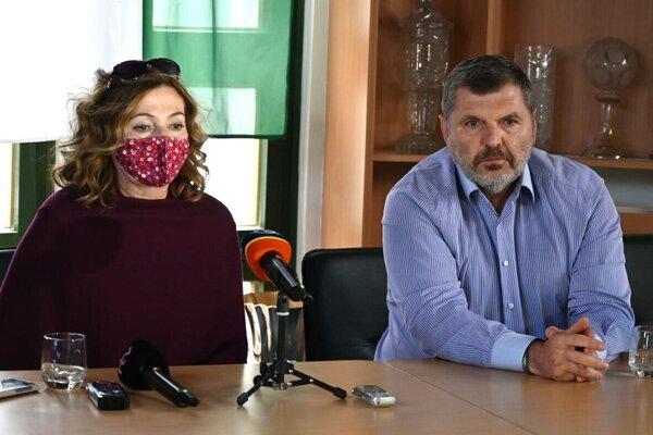 Na Valnom zhromaždení sa zúčastnila primátorka mesta Andrea Turčanová a predseda predstavenstva Miroslav Remeta.