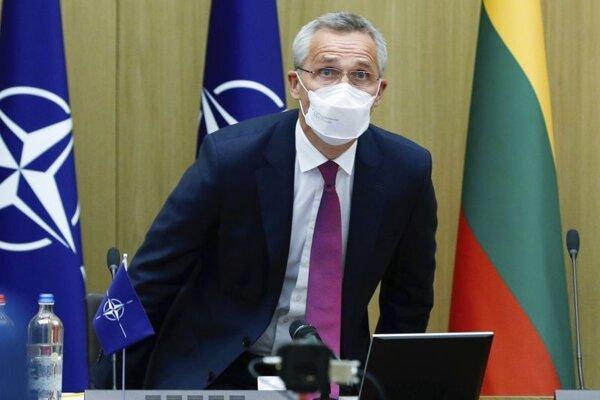 Jens Stoltenberg, generálny tajomník NATO.