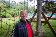 Detský kondičný tréner Rudolf Pátek je súčasťou projektu Tréneri v škole na zatraktívnenie telesnej výchovy.