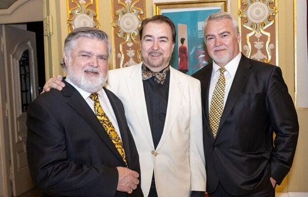 Peter a Miroslav Dvorskí prišli do Košíc kvôli bratovi Jarovi.