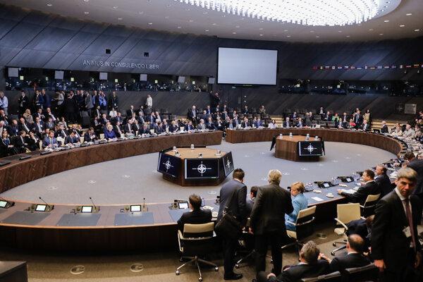 Summit NATO v roku 2018