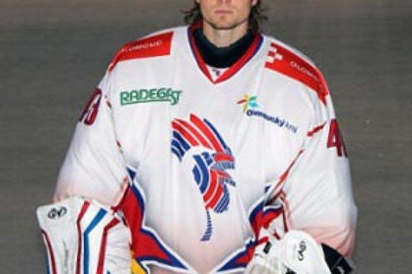 Nitra získala brankára Štefana Žigárdyho z Olomouca.