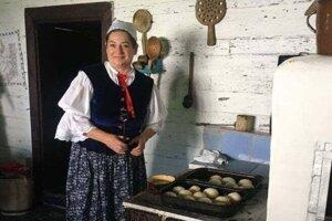 Kuchyňa Starých materí vo Vychylovke