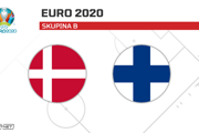 Dánsko vs. Fínsko: ONLINE prenos zo zápasu na ME vo futbale - EURO 2020 / 2021 dnes.