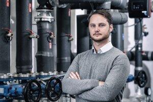 Michal Mašek, projektový manažér PW Energy.