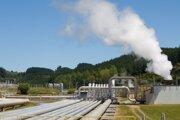 Podoby geotermálnej elektrárne.