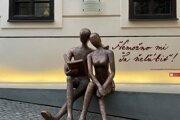 V centre Banskej Štiavnici môže začať vaše putovanie po stopách veľkej lásky pretavenej do najdlhšej milostnej básni na svete.